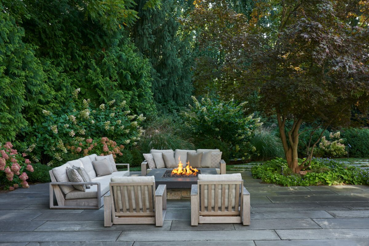 Outdoor Living Trends 2021